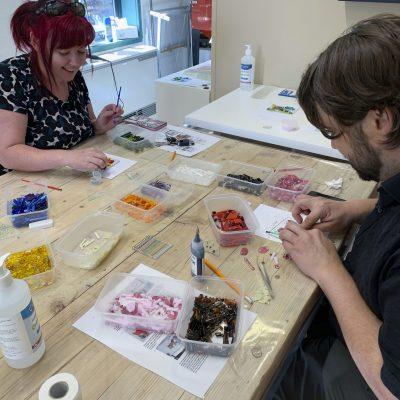 Adult Standard Fused Glass - Ironbridge Workshop