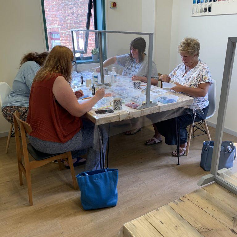Fused Glass Workshop Weekend Dates