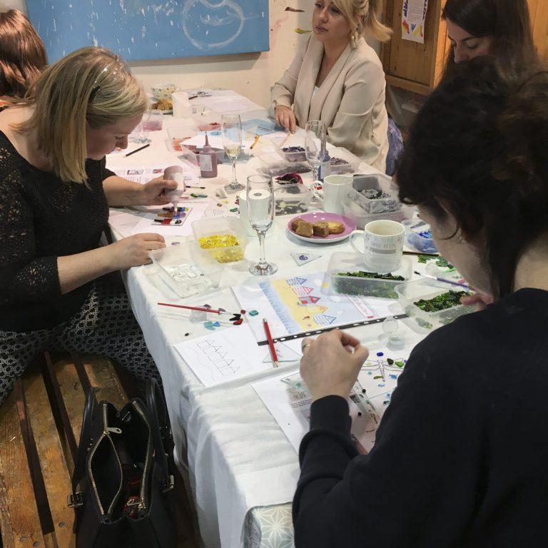 Ladies Night –Group Workshop