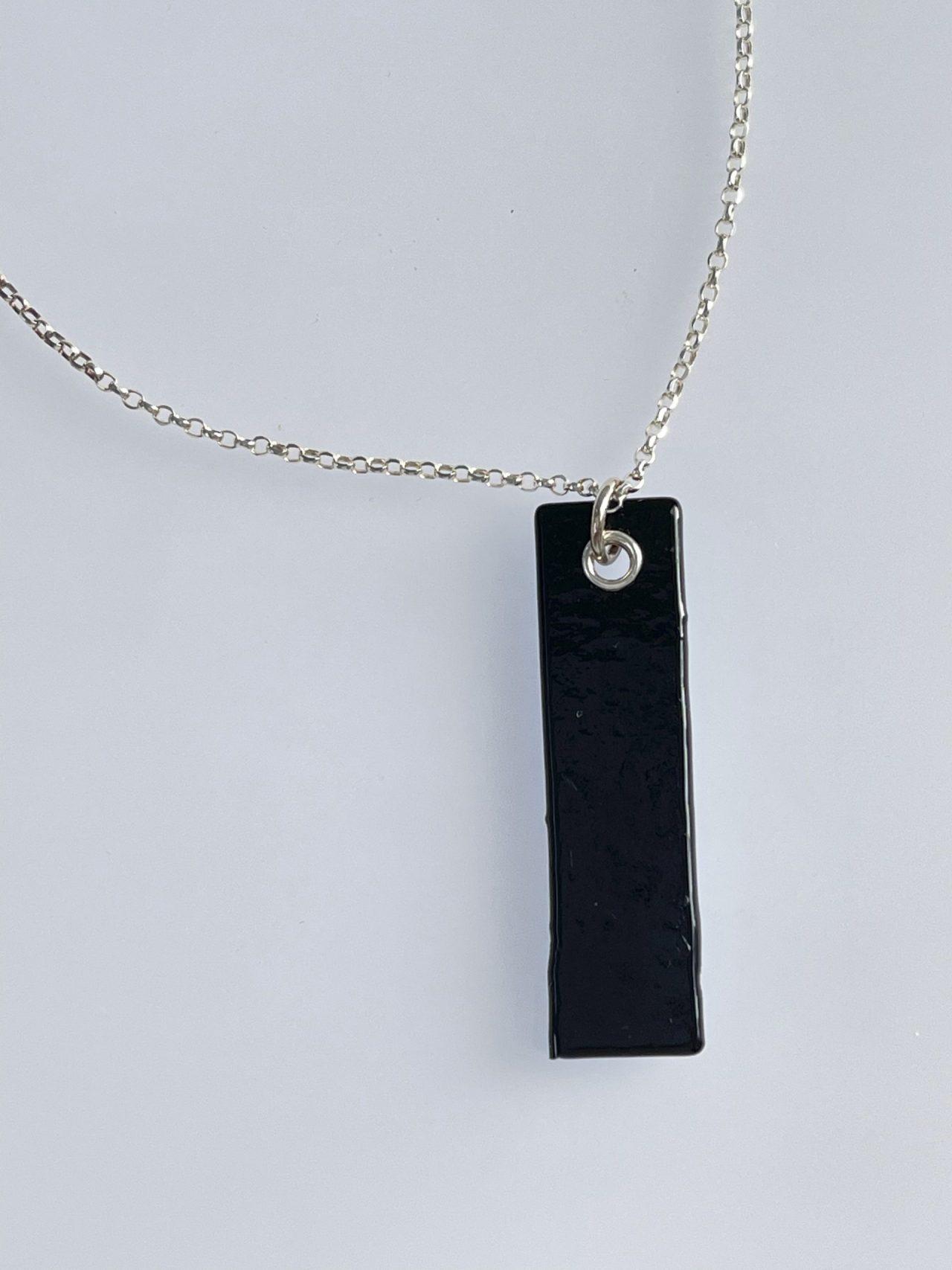 Gift shop – Aquamarine pendant back